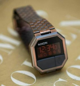 Nixon Re-Run A158. 100m Water Resistant Men's