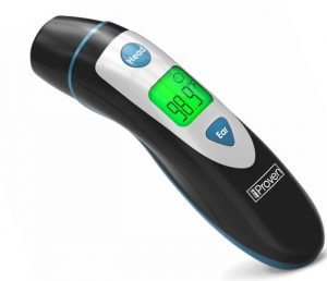 iProvèn Non-Contact Forehead Infrared Thermometer