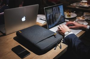 Túi tomtoc 360° Protective Laptop Handle Sleeve Fit For New MacBook Air