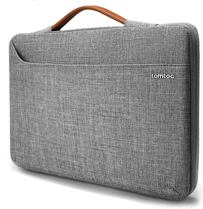 Túi tomtoc 360 Protective Laptop Sleeve for 12.3 inch Microsoft Surface Pro X/7/6/5/4