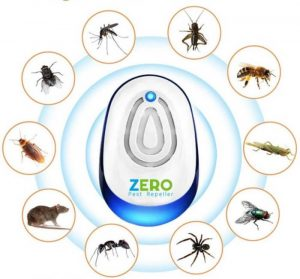 Zeropest Ultrasonic Pest Repeller