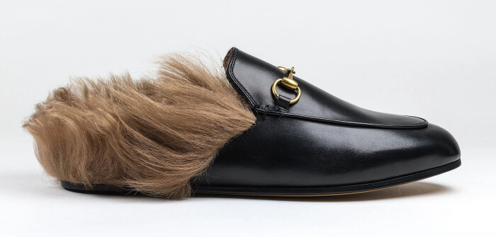 Gucci Princetown Slipper